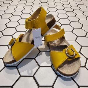 Girls Leather Sandal